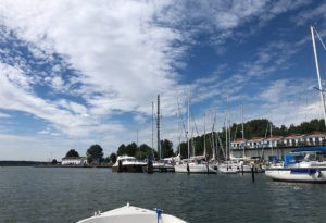 Hafen von Karlshagen