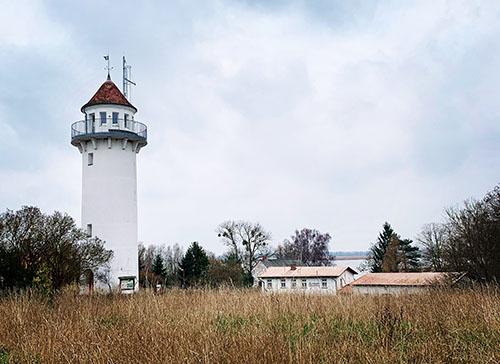 Lotsenturm Karnin auf Usedom
