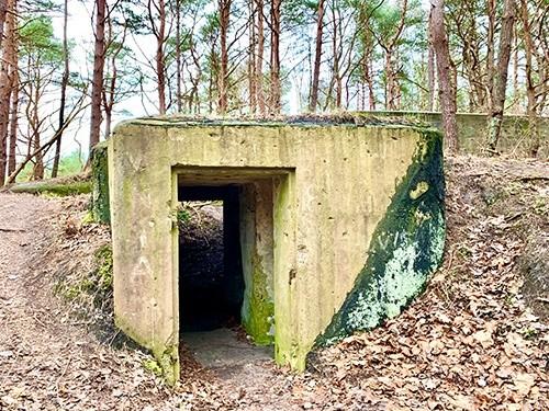 Bunker in Swinemünde