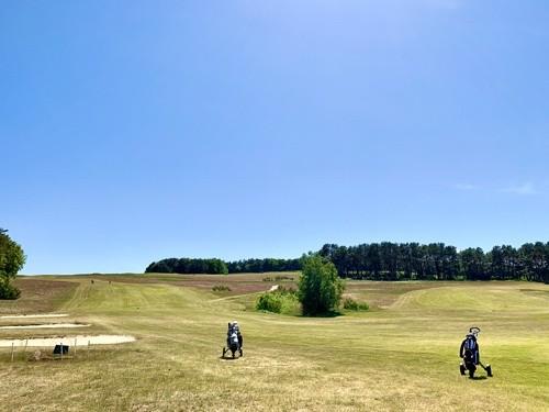 Golfplatz in Korswandt auf Usedom