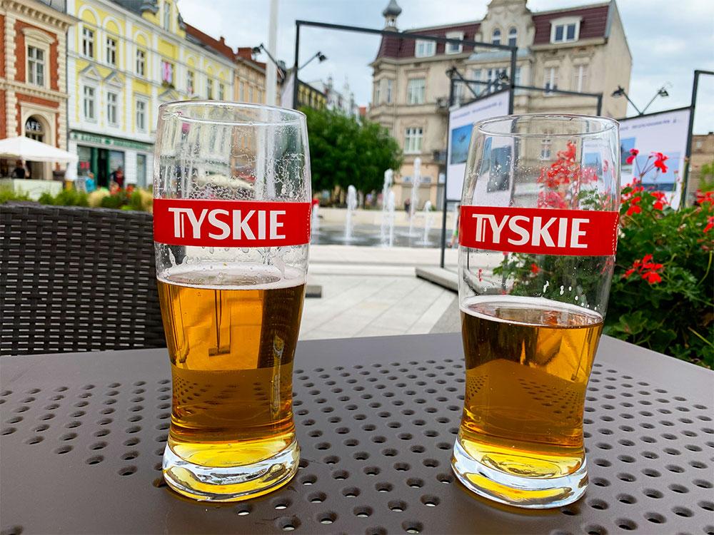Shoppen in Polen