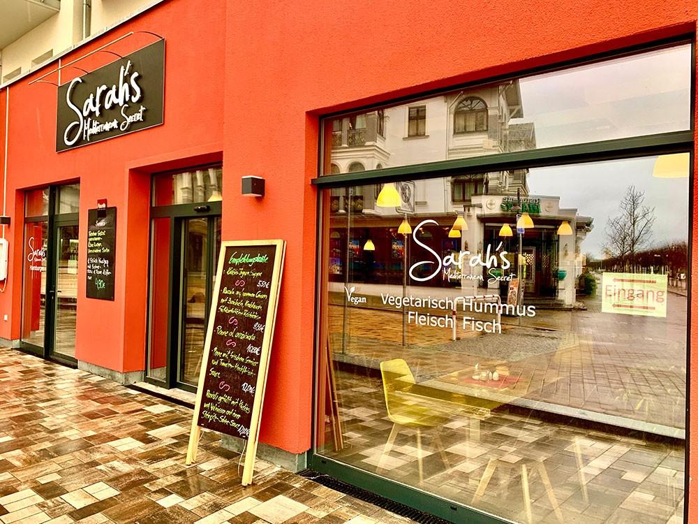 Restaurant Sarah's Ahlbeck