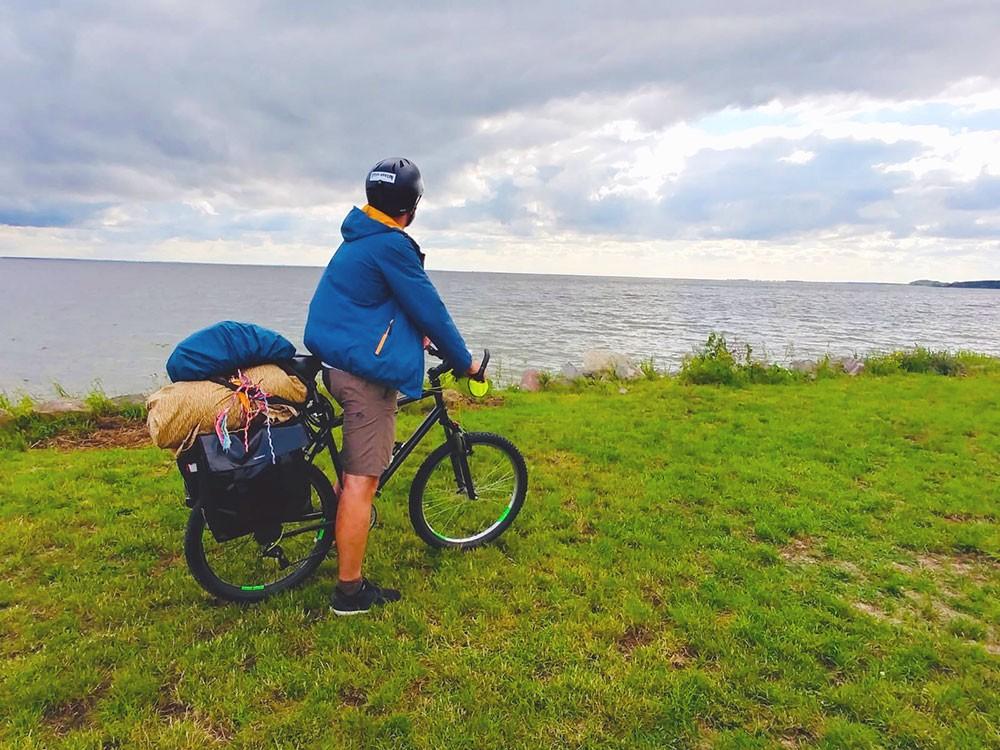Fahrradtour auf Usedom