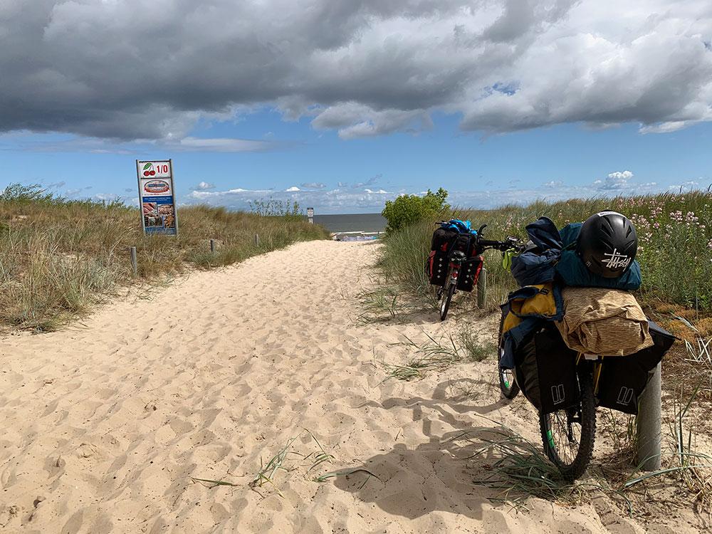 Fahrradtouren auf Usedom