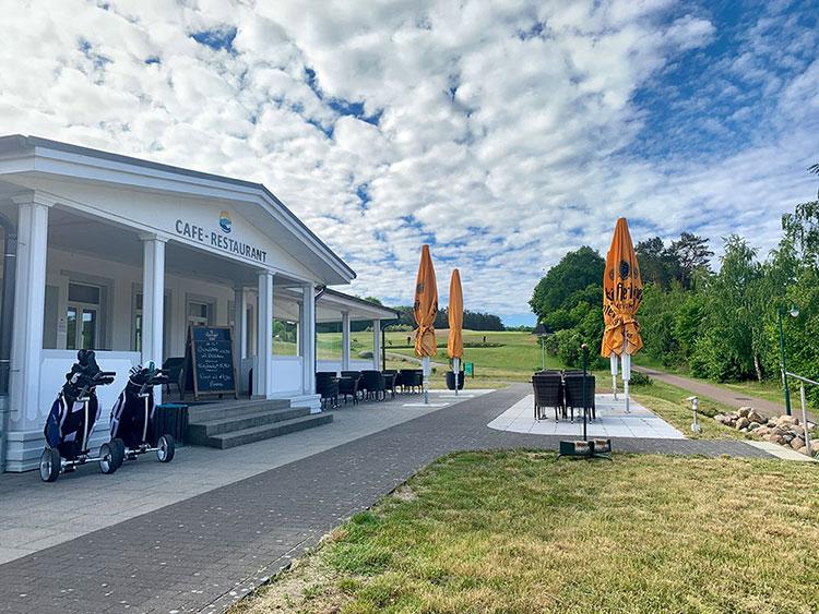 Restaurant Golfclub Korswandt